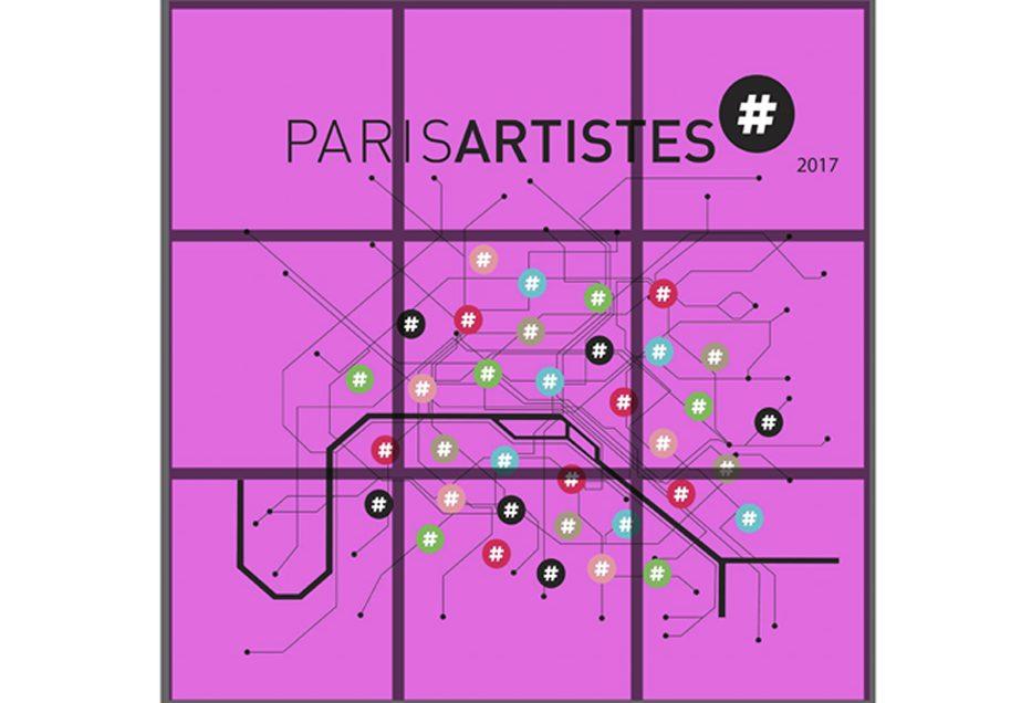 PARIS ARTISTES – JEAN-MARIE VIVES PHILIPPE GUILLEMET BERNARD BOMBOIS