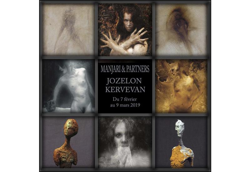 EXPOSITION JOZELON & KERVEVAN