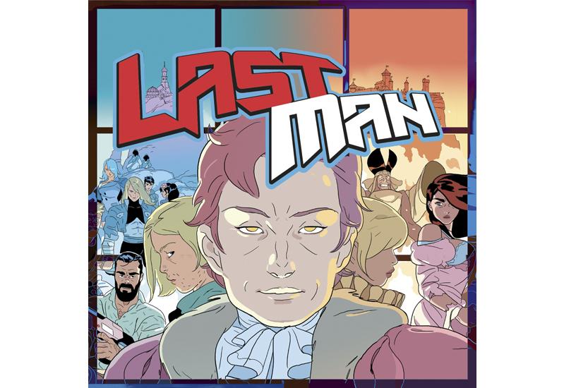 LASTMAN TOME 12
