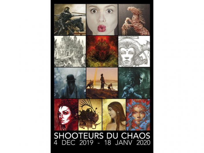 SHOOTERS DU CHAOS